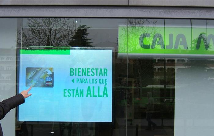 Proyectos audiovisuales cybermundi multimedia - Oficina virtual de caja espana ...