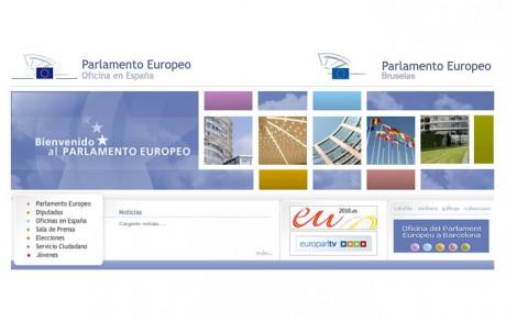 Oficina del Parlamento Europeo en España.