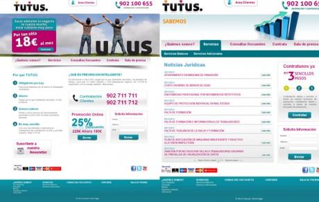 Tutus/Gesprein