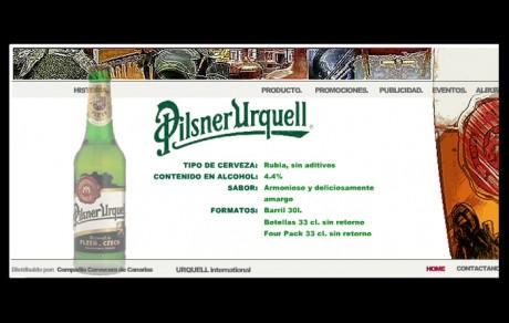 Cerveza Pilsner Urquel