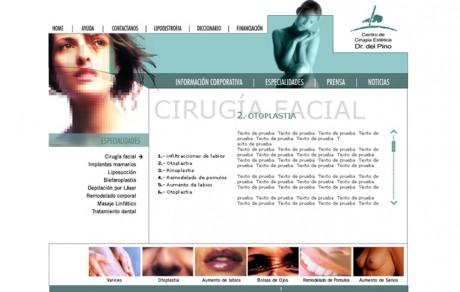 Centro de Cirugía Estética Dr. Del Pino